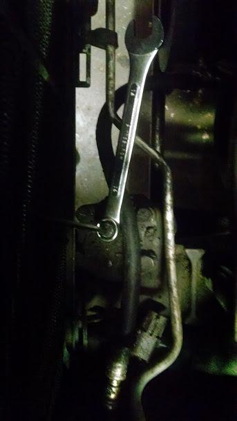 Steering box adjustment Jeep Cherokee XJ